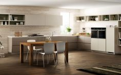 Flux Swing by Scavolini Kitchens