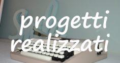 progetti realizzati