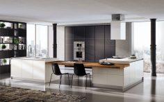 Tetrix by Scavolini Kitchens