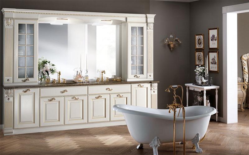 Baltimora by Scavolini Bathroom