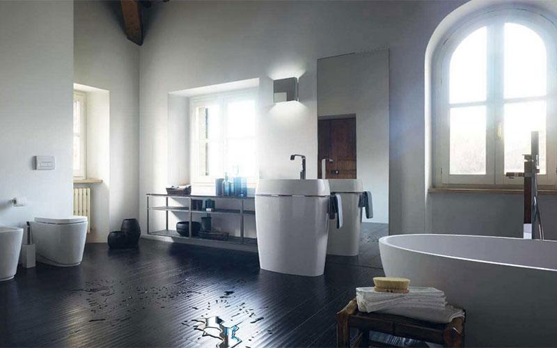 Habi by Scavolini Bathroom