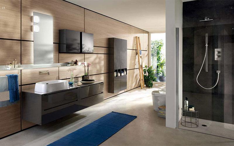 Idro by Scavolini  Bathroom