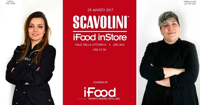 Show cookig: Picnic Primaverile da Scavolini Store Jesi